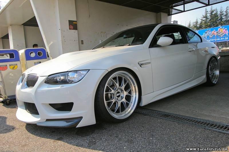 BMW M3. фото тюнинга…